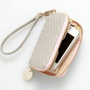 NWOT Deux Lux for Everything But Water wristlet